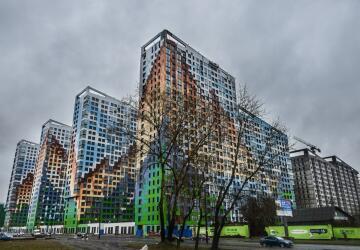1-комнатные квартиры в ЖК Светлый мир О'Юность