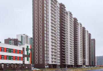 3-комнатные квартиры в ЖК GreenЛандия 1, 2 (Гринландия)
