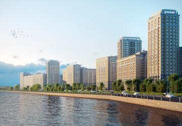 3-комнатные квартиры в ЖК Цивилизация