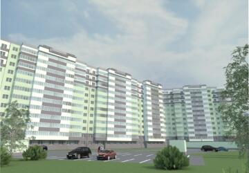 3-комнатные квартиры в ЖК Гамма