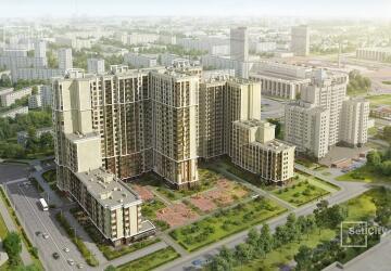 3-комнатные квартиры в ЖК Москва