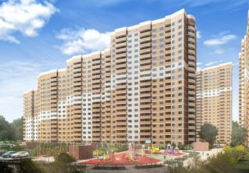 1-комнатные квартиры в ЖК Кантемировский