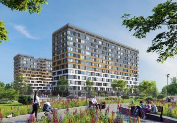3-комнатные квартиры в ЖК Триумф парк