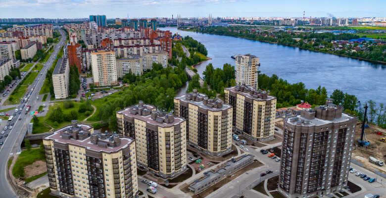 3-комнатные квартиры в ЖК Живи в Рыбацком