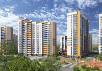 1-комнатные квартиры в ЖК Территория