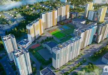 4-комнатные квартиры в ЖК Шуваловский