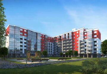 Купить квартиру в ЖК Брусничный от Невская Строительная Компания