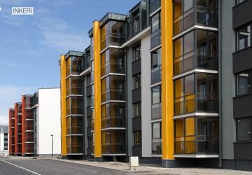 Купить квартиру в ЖК Inkeri (Инкери)
