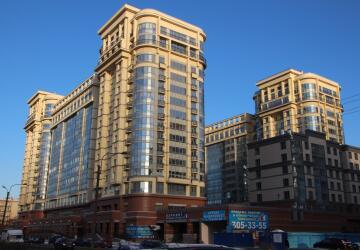4-комнатные квартиры в ЖК Граф Орлов