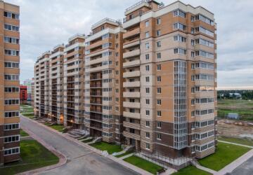 1-комнатные квартиры в ЖК Новое Янино