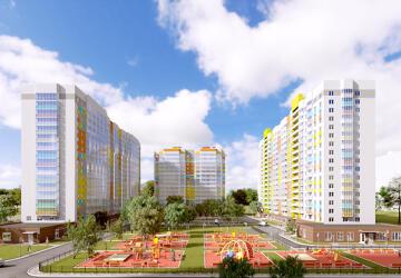 2-комнатные квартиры в ЖК Vitamin (Витамин) от частных лиц и агентств