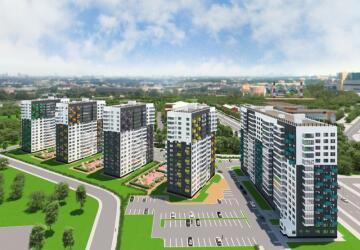 Купить квартиру в ЖК Складская 27-28
