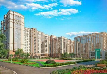 3-комнатные квартиры в ЖК Московские ворота