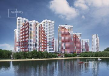 Купить квартиру в ЖК Невские паруса