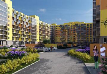 1-комнатные квартиры в ЖК Добрыня