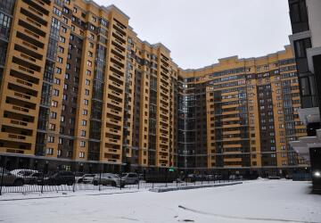 3-комнатные квартиры в ЖК Московский квартал