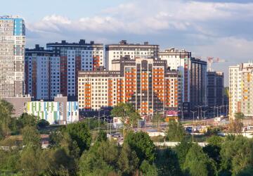 1-комнатные квартиры в ЖК Европейский