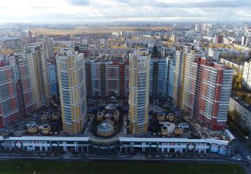 4-комнатные квартиры в ЖК Лондон Парк