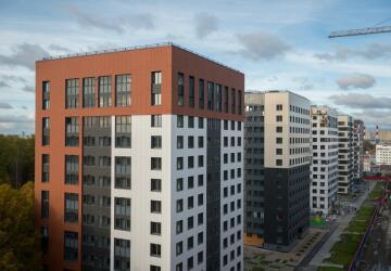 3-комнатные квартиры в ЖК Европа Сити