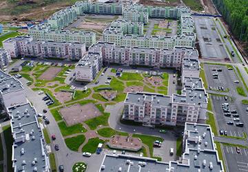 1-комнатные квартиры в ЖК Новое Сертолово