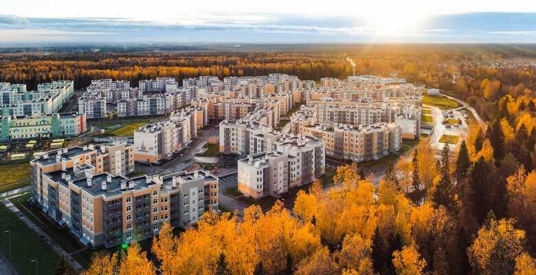 2-комнатные квартиры в ЖК Новое Сертолово
