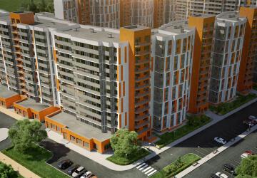 1-комнатные квартиры в ЖК Светлановский