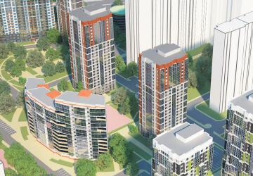 3-комнатные квартиры в ЖК Калина-Парк
