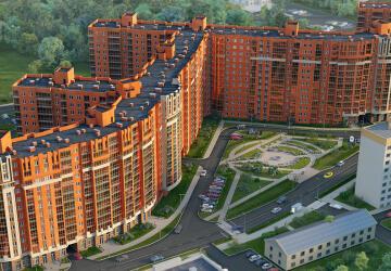 3-комнатные квартиры в ЖК Старая крепость