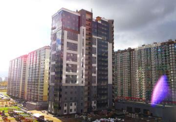 2-комнатные квартиры в ЖК YouПитер (ЮПитер)