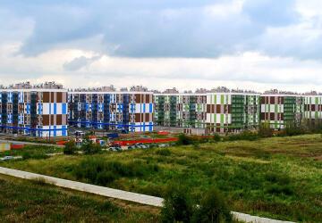 3-комнатные квартиры в ЖК Ясно.Янино