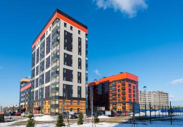 1-комнатные квартиры в ЖК Янила Кантри