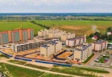 Квартиры-студии в ЖК Ново-Антропшино
