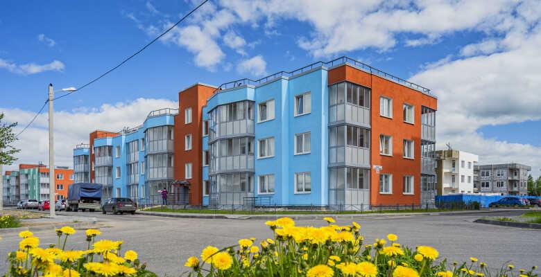 Купить квартиру в ЖК Ново-Антропшино