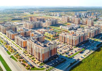 3-комнатные квартиры в ЖК NewПитер (НьюПитер)