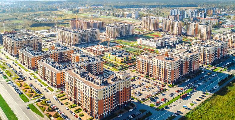 4-комнатные квартиры в ЖК NewПитер (НьюПитер)