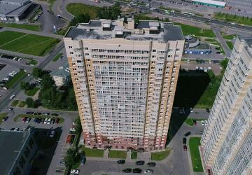 Квартиры-студии в ЖК Богатырь