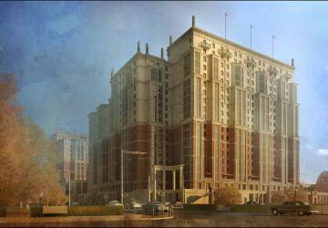 Квартиры-студии в ЖК Ренессанс