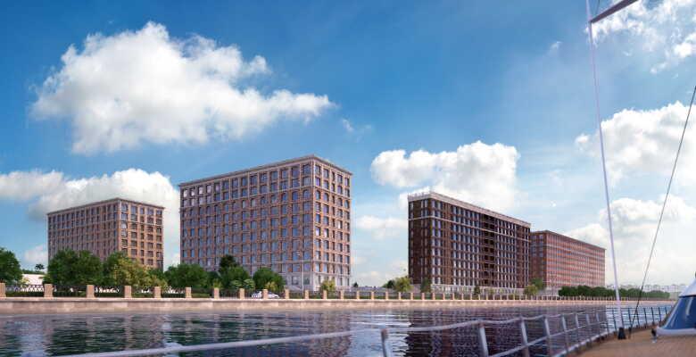 Купить квартиру в ЖК Docklands (Докландс)