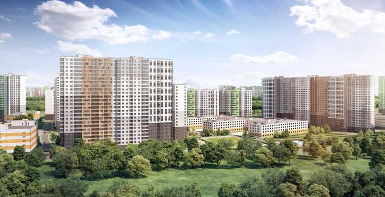 2-комнатные квартиры в ЖК Цветной город