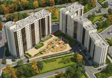Купить квартиру в ЖК Правый берег-3