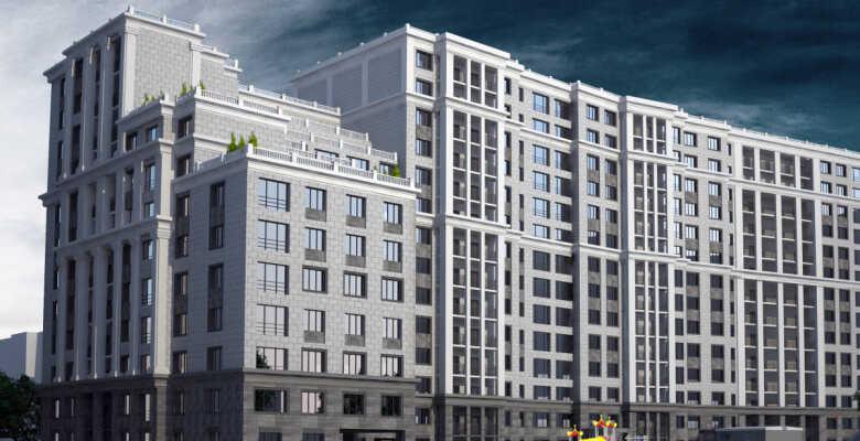 4-комнатные квартиры в ЖК Богемия