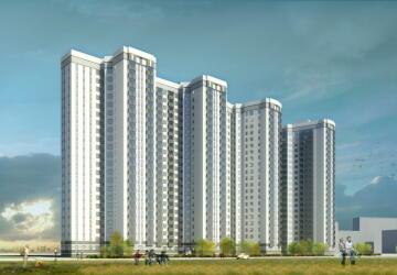 1-комнатные квартиры в ЖК Озерный