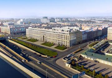 3-комнатные квартиры в ЖК Смольный проспект