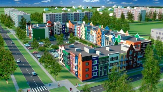 ЖК Бельгийский квартал