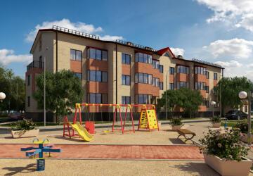 3-комнатные квартиры в ЖК Апрель