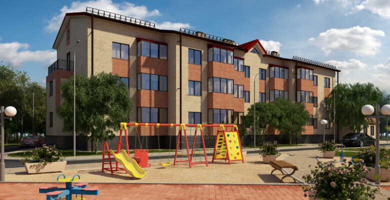 2-комнатные квартиры в ЖК Апрель