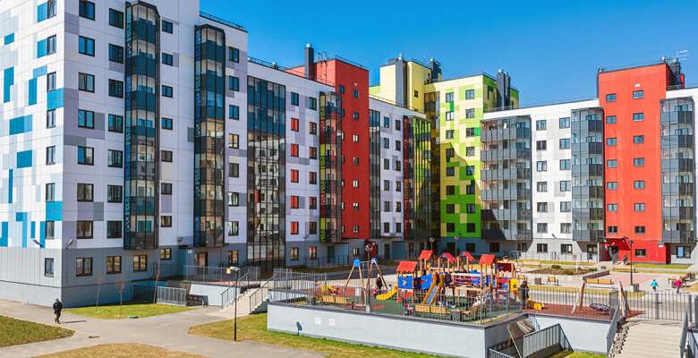 2-комнатные квартиры в ЖК IQ-Гатчина (Айкью Гатчина)