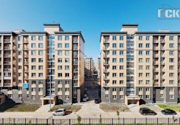 Квартиры-студии в ЖК Славянка