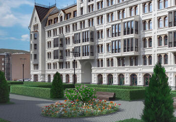 Купить квартиру в ЖК Русский дом