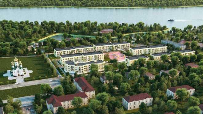 ЖК Дубровка на Неве (Невский бриз)
